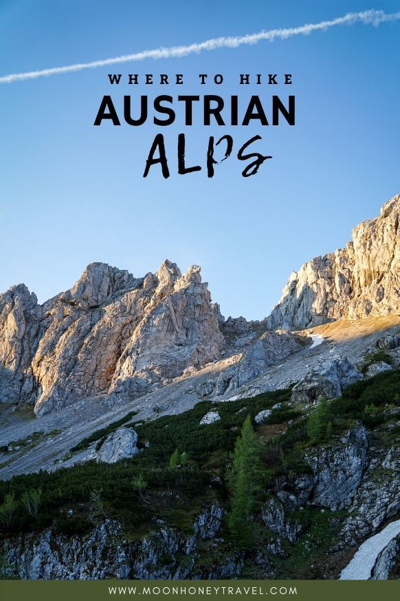 Hiking In The Austrian Alps: Top Destinations