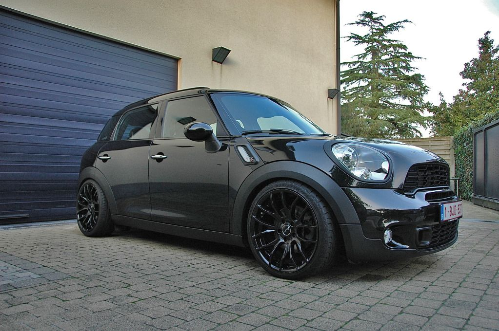 Used Mini Coopers >> Stanced Mini Cooper Countryman | www.pixshark.com - Images Galleries With A Bite!