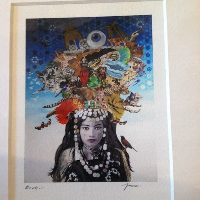 #heads The heads are coming #illustrations #prints Maihyet Burton- Toronto