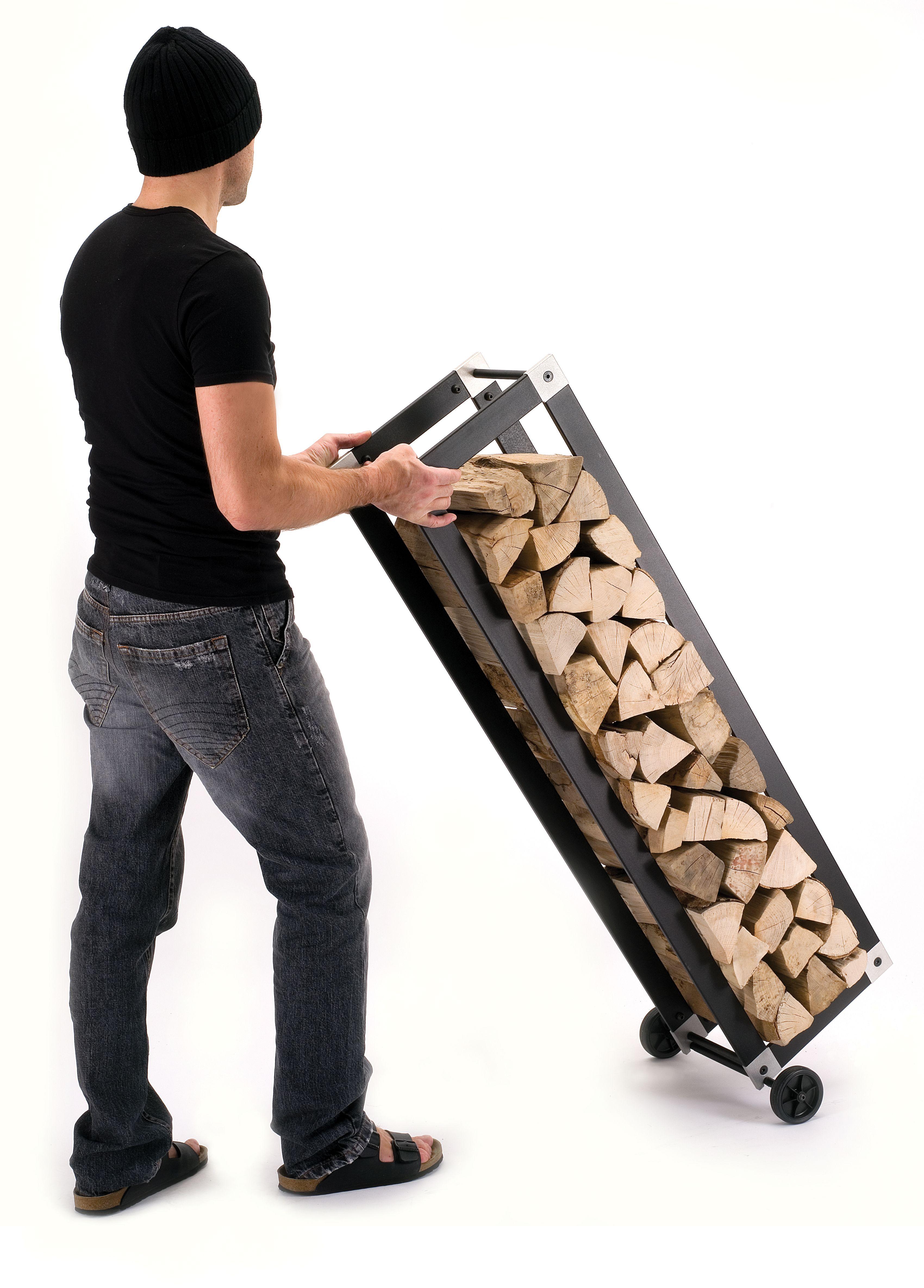 wbox mobile log holder by ak47 design houtopslag pinterest