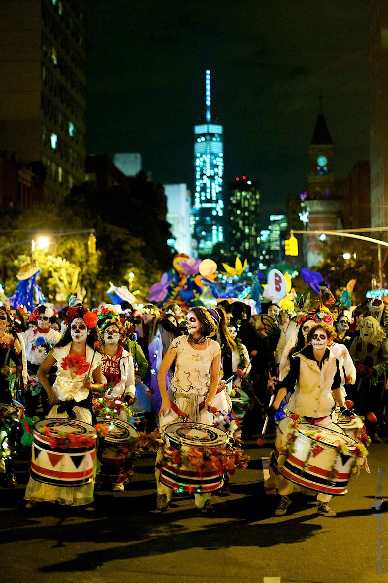 The 5 Best Halloween Parades in the World (With images