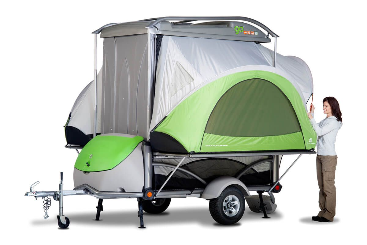 Pop Up Camper Trailers Camping Trailer For Sale Small Tent Tent