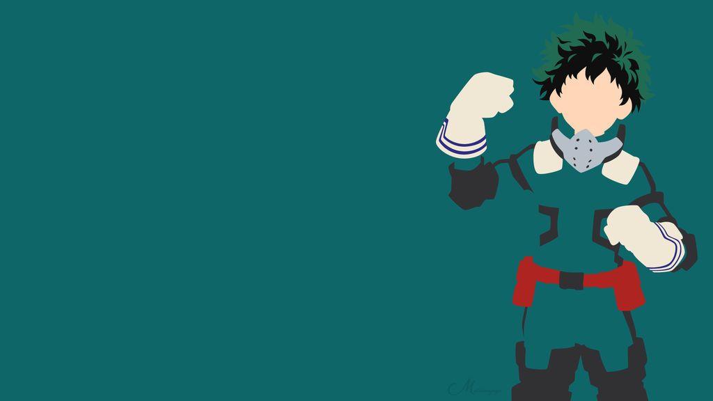 Midoriya Izuku from Boku no Hero by matsumayu on DeviantArt