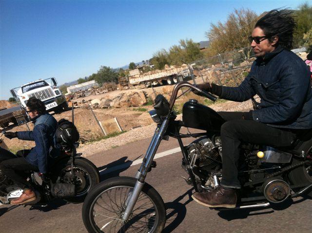 Manboywolf and Chenry Arizona 2013