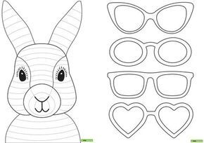 Fun Easter Bunny Craft Idea | Teach Starter