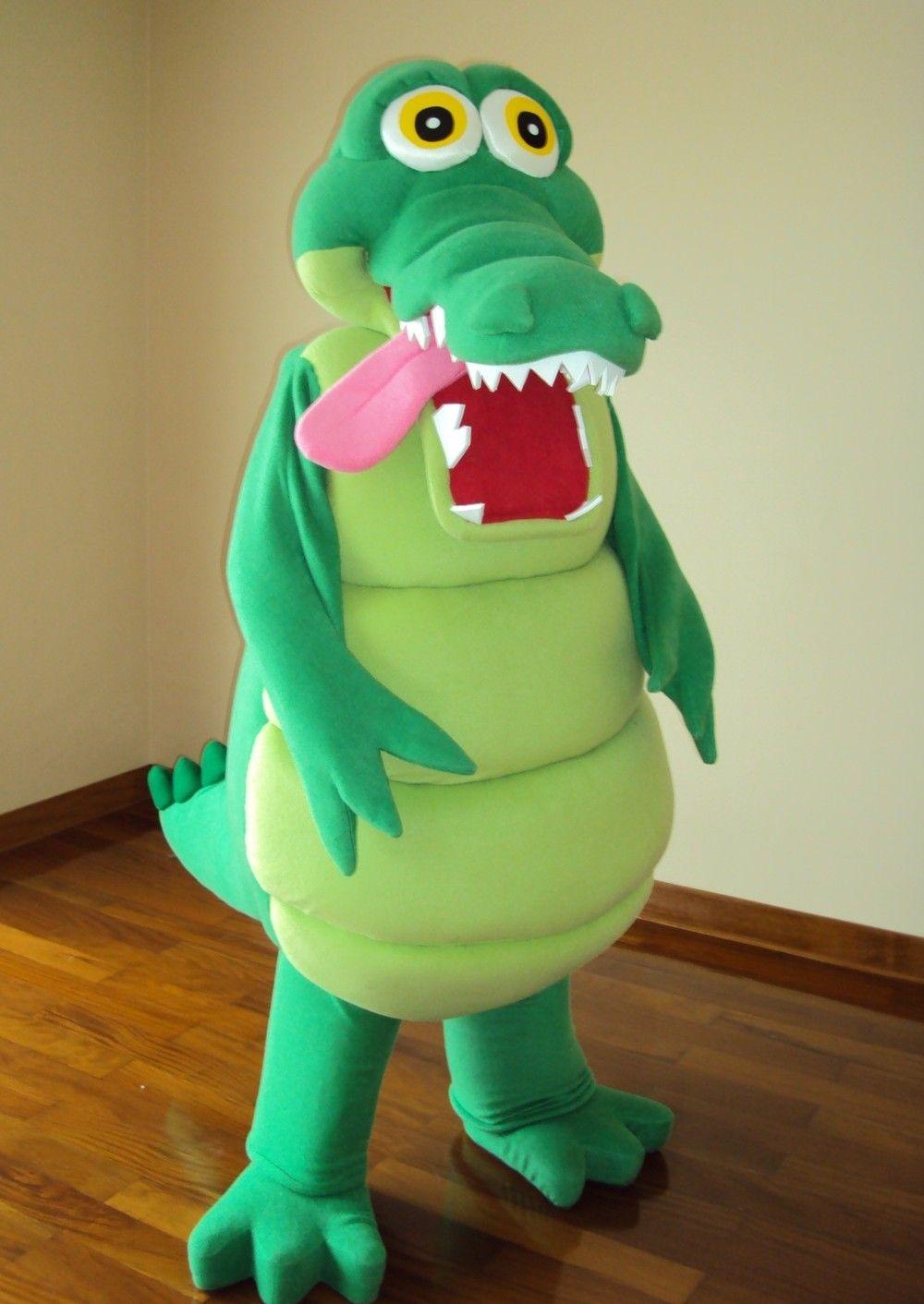 Tick Tock Croc Costume Kids