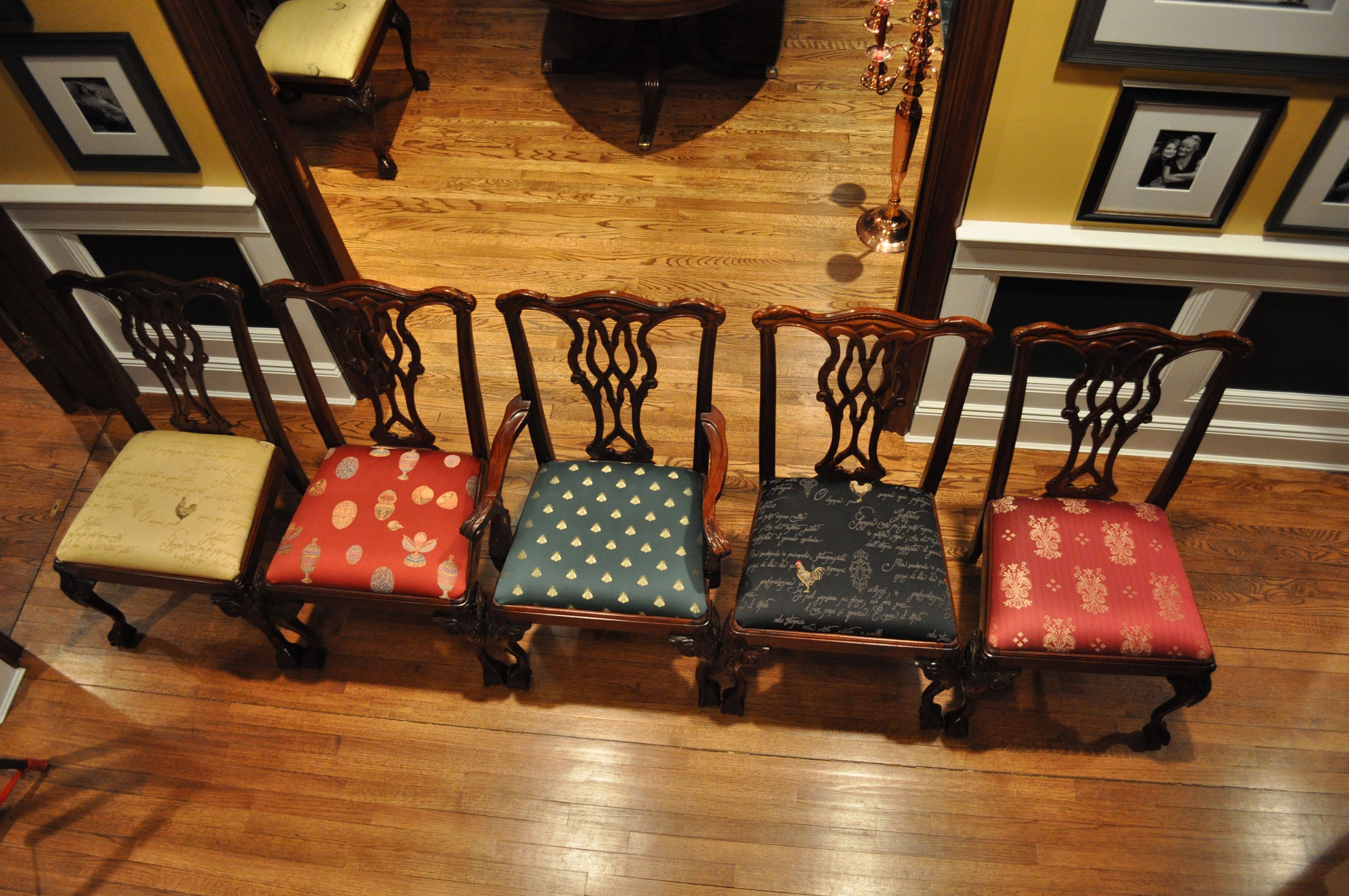 The Art Of Dining Chairs Fabric Dining Room Chairs Colorful Dining Room Chairs Dining Chair Upholstery