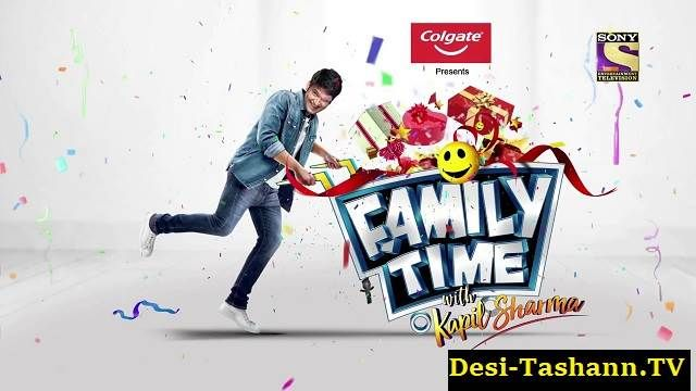 Family Time With Kapil Sharma Episode 1 - 25th March 2018 watch