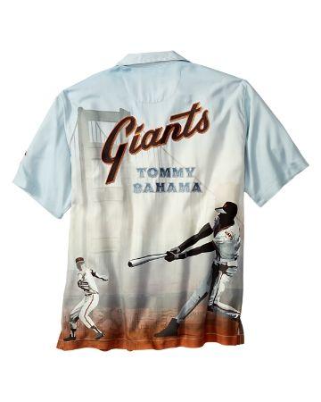 8002d0ac78 Tommy Bahama - MLB  San Francisco Giants Collector s Series Camp Shirt