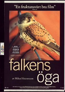 falkens öga (aka Kestrel's Eye) : filmed over two years, this is an up-close-and-personal view into the lives of these beautiful falcons living in a 13th c. Swedish church (1998)