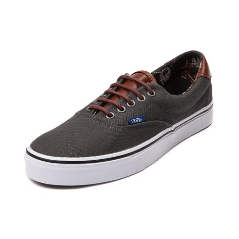 SCARPE SKATEBOARD VANS ERA 59 CL DARK SHADOW