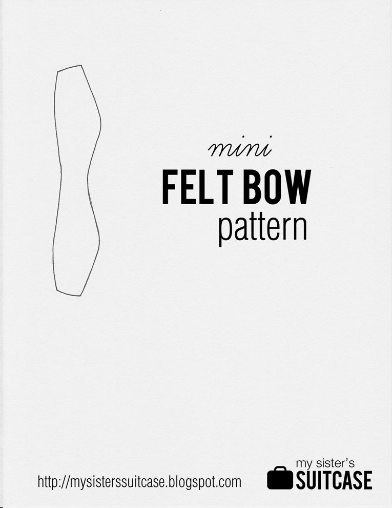 rain bows from my sister s suitcase mini mace bow tutorial bow rh pinterest ch