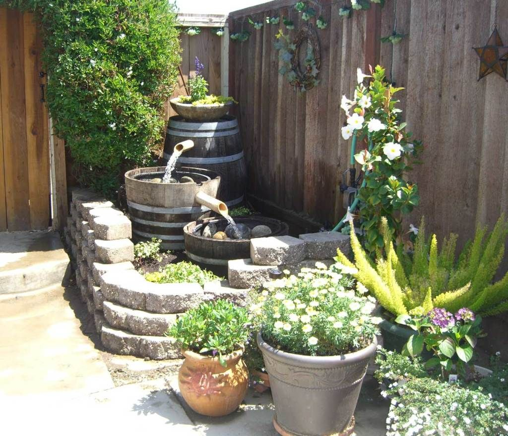 20 Solar Water Fountain Ideas For Your Garden