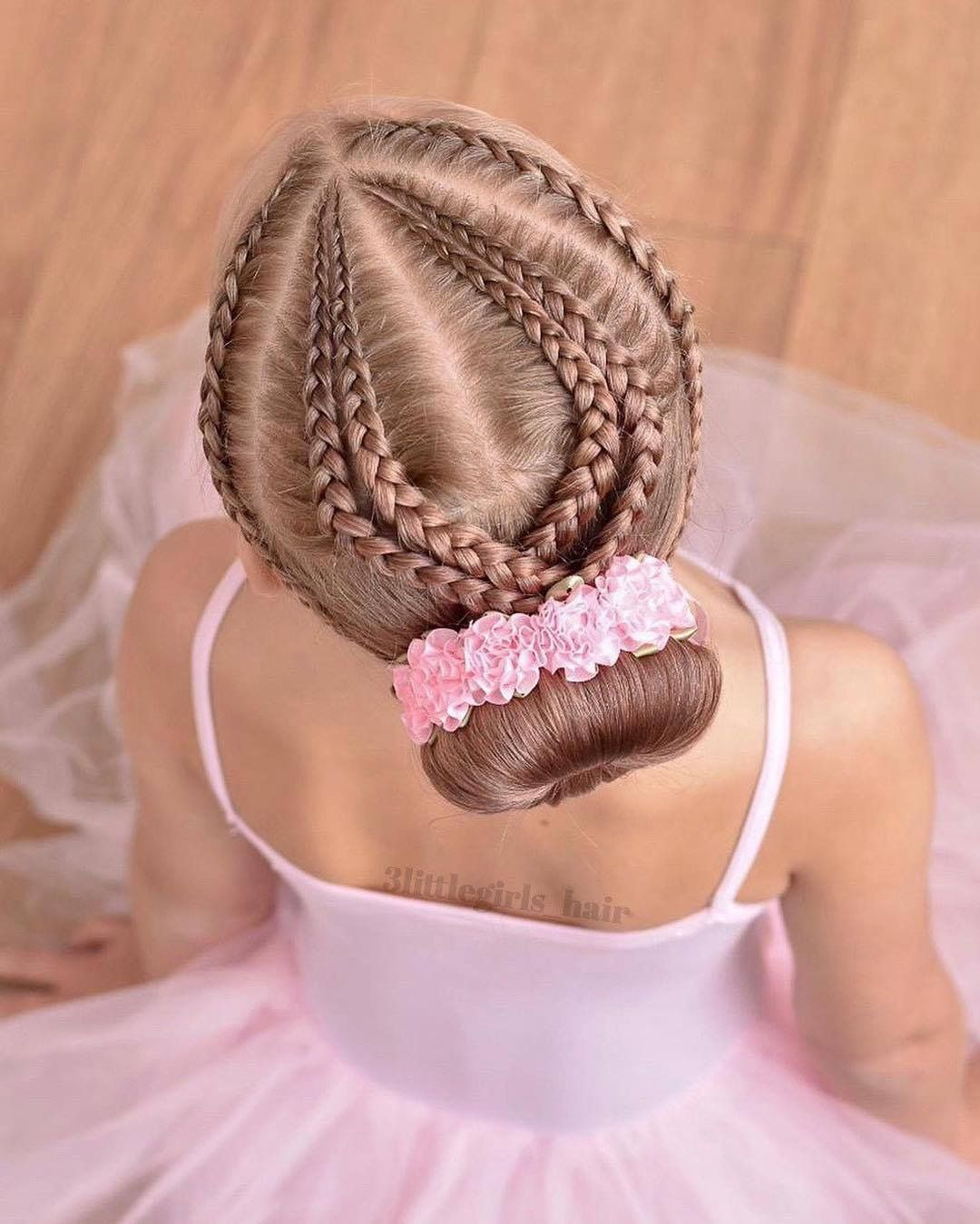 Pin By Hiber Ciro On Idea For Wella S Hair Baby Hairstyles Braided Hairstyles Girl Hair Dos