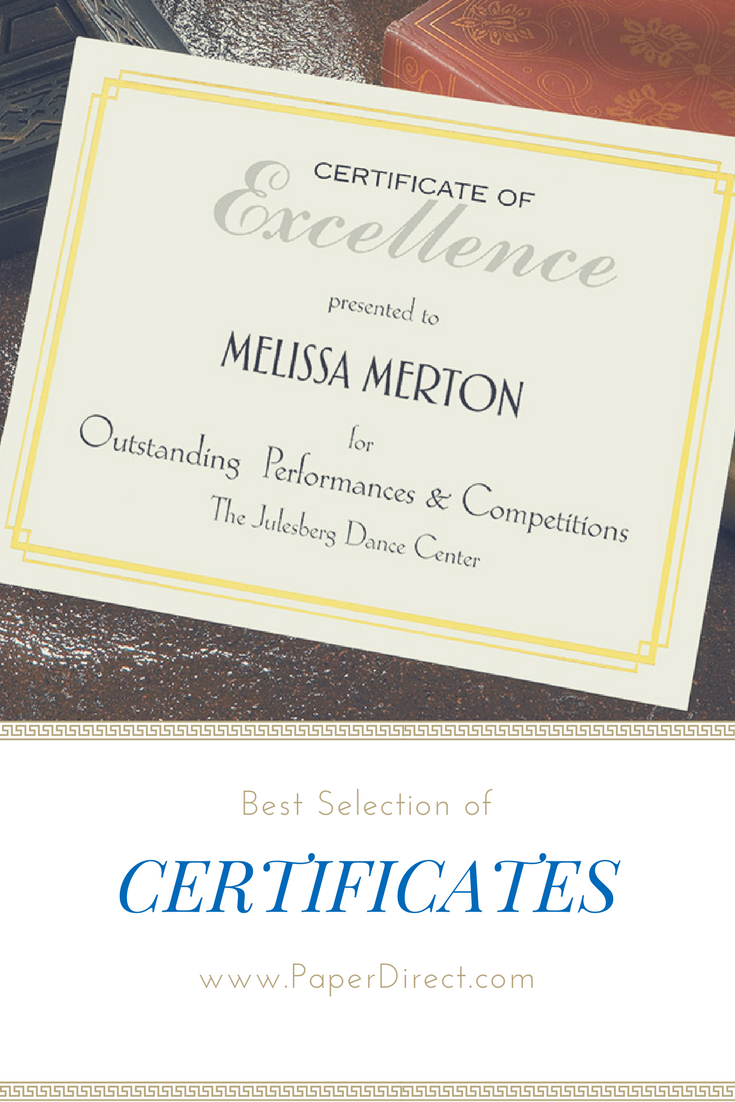 Certificates Certificate Jackets And Plaques Available In Different Colors And Styles Find The Ide Business Stationery Office Supplies Checklist Certificate