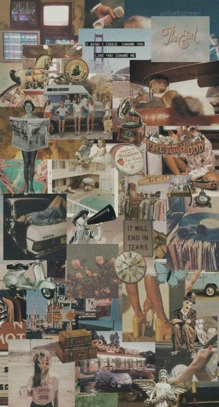 54 Trendy wallpaper iphone vintage backgrounds retro we heart it