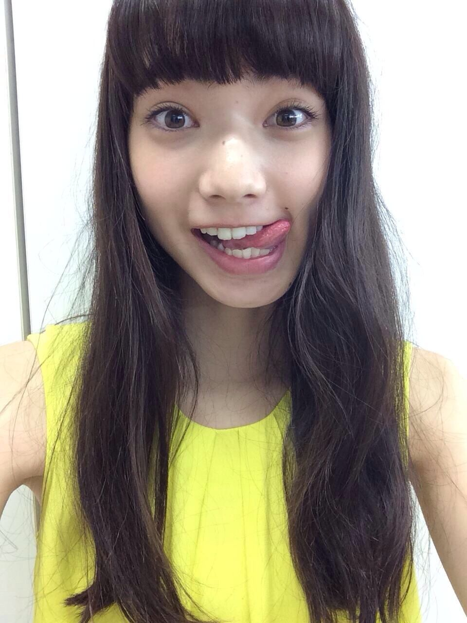 Pin by normalone on 小松菜奈 pinterest