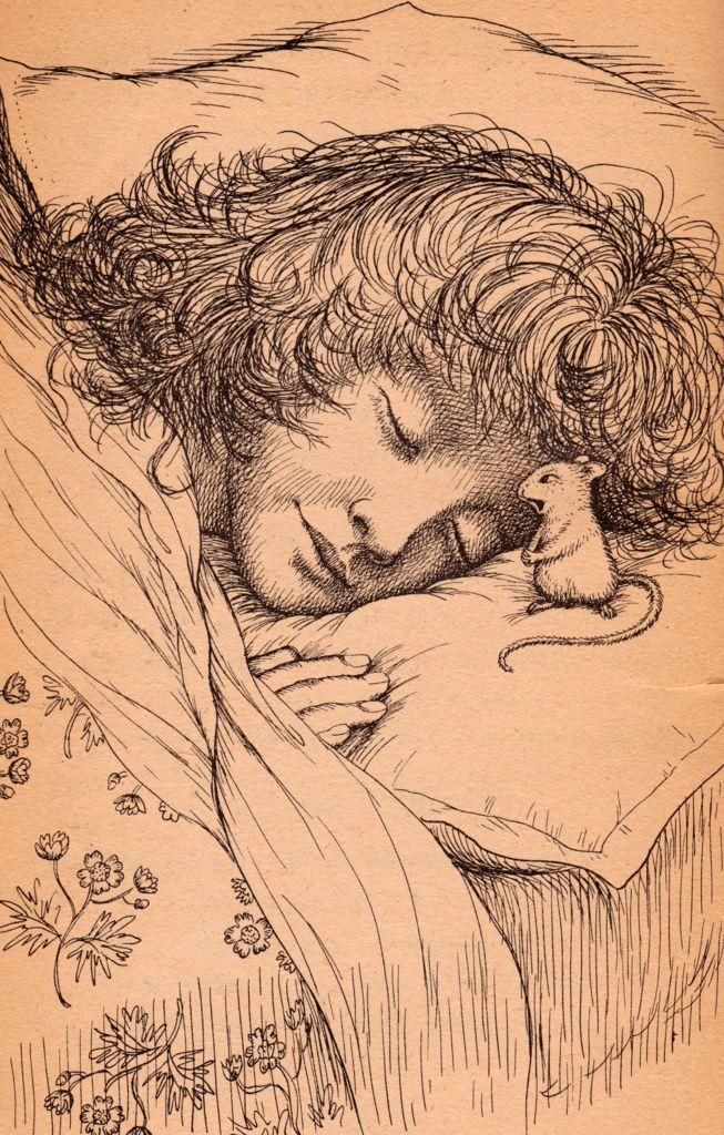 "https://flic.kr/p/aERyBm   Miss Bianca   written by Margery Sharp, illustrated by Garth Williams (1962).  <a href=""http://myvintagebookcollectioninblogform.blogspot.com/2012/04/miss-bianca-illustrated-by-garth.html"" rel=""nofollow"">blogged</a>"