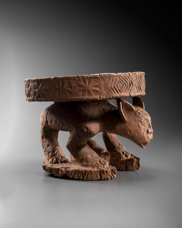 Ethnie Bamoun Pays Cameroun Epoque 19eme Siecle Matier E Bois Hauteur 25 5 Cm Provenance Ancienne Collection Francaise African Art
