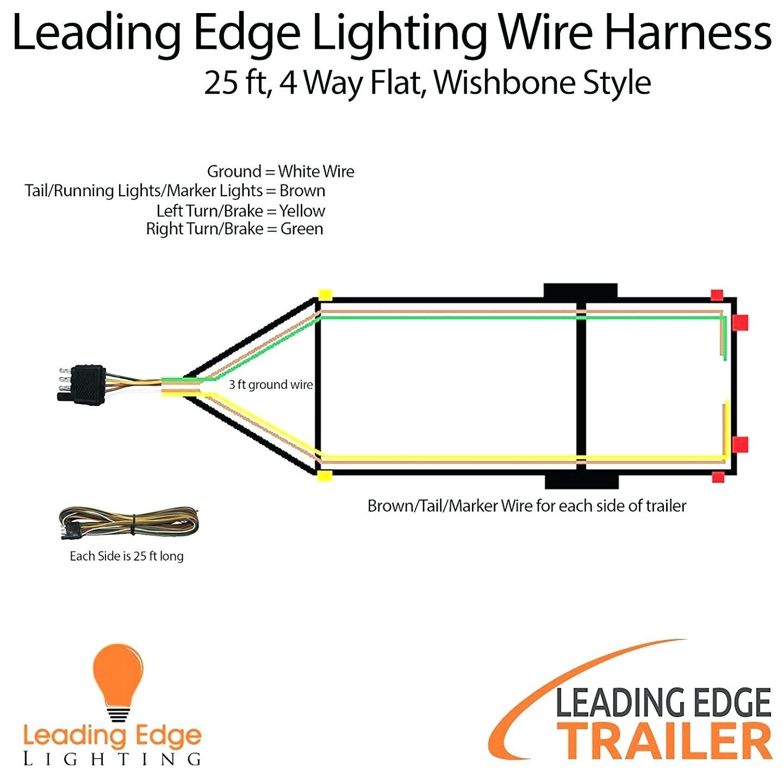 Auto Brake System Diagram Trailer Light Wiring Trailer Wiring Diagram Boat Trailer Lights