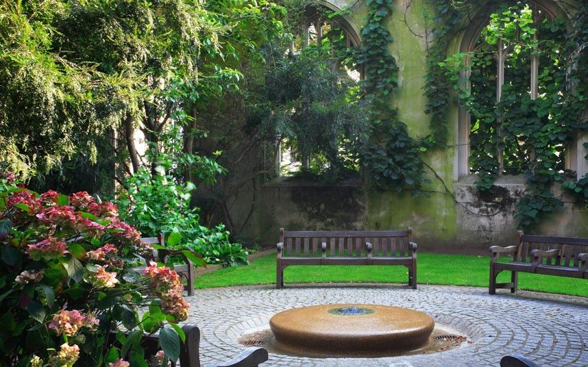 London\'s best secret gardens. There are few more gardens more ...
