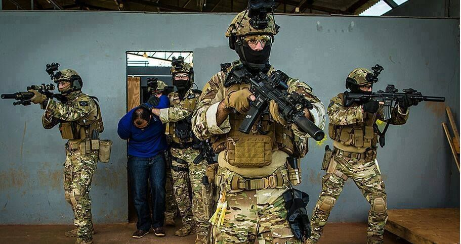 Brazilian Special Operations Forces Unit(COT).