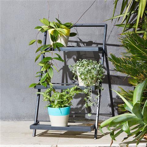 Urban Plant Stand 3 Tier Kmart