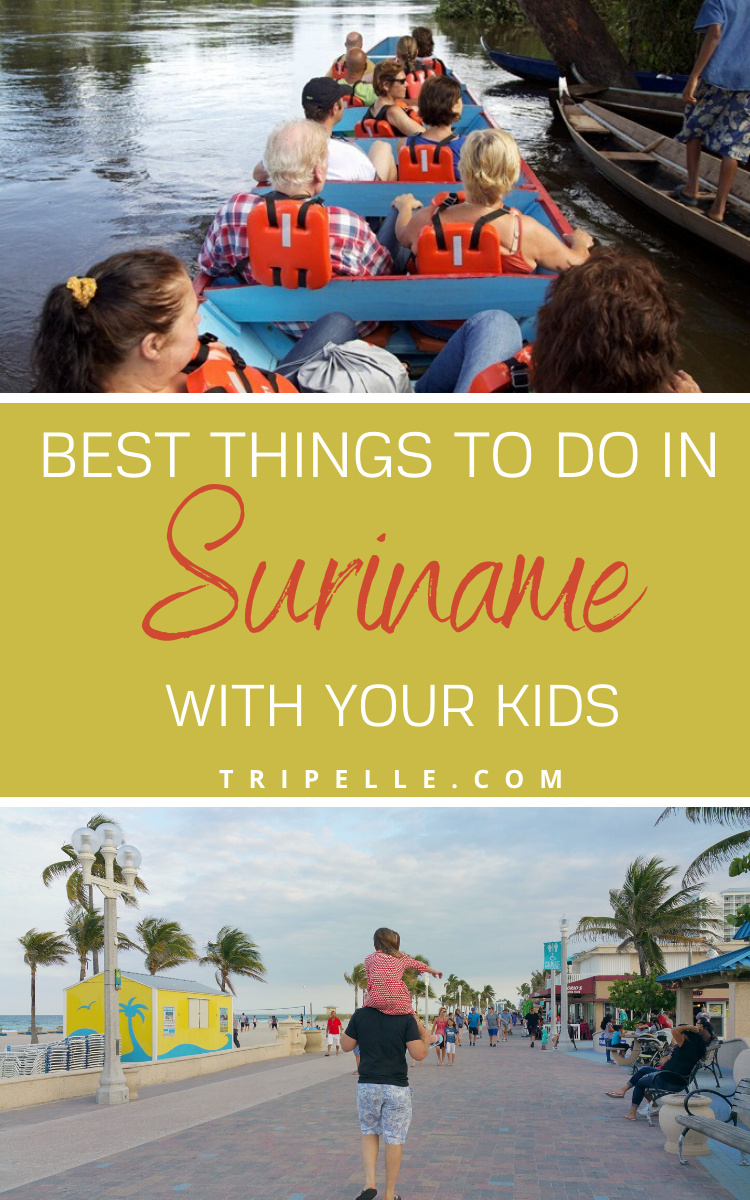 Best Things To Do In Suriname With Your Kids In 2020 Travel Fun Family Travel Africa Travel