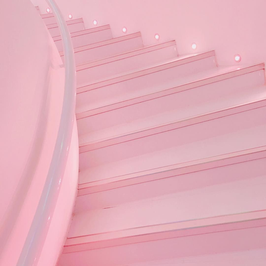 Fondo rosa aesthetic