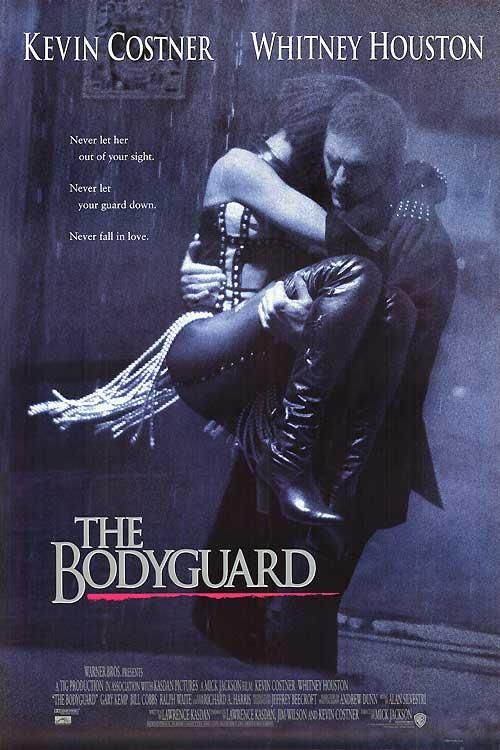 the bodyguard | posters | 1992 film, The bodyguard movie ...