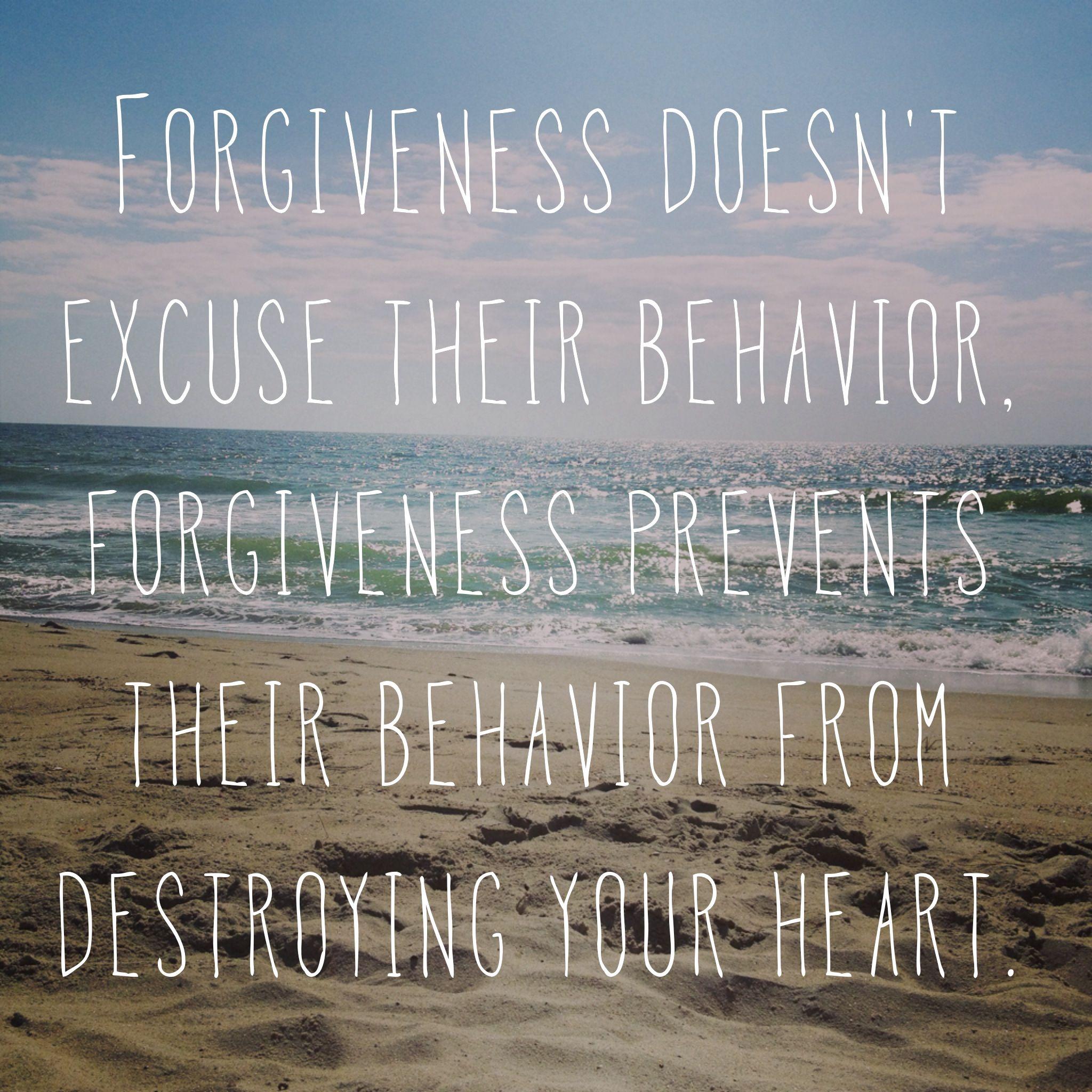 forgiveness #heart #beach #friend #quote #inspirationalquote ...