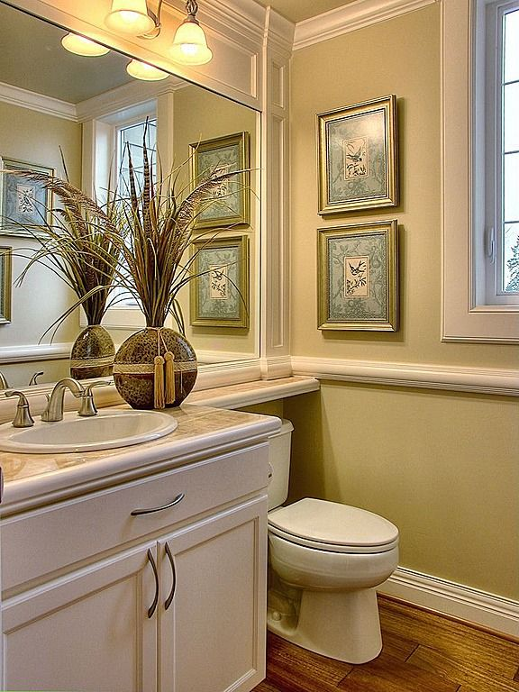 Guest Bathroom Ideas Decor Powder Rooms