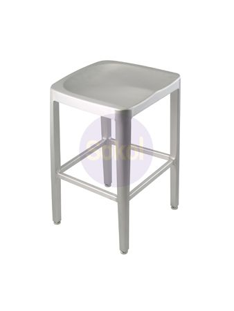 Awesome Replica Emeco Counter Stool 119 Kitchen Inspiration Gmtry Best Dining Table And Chair Ideas Images Gmtryco