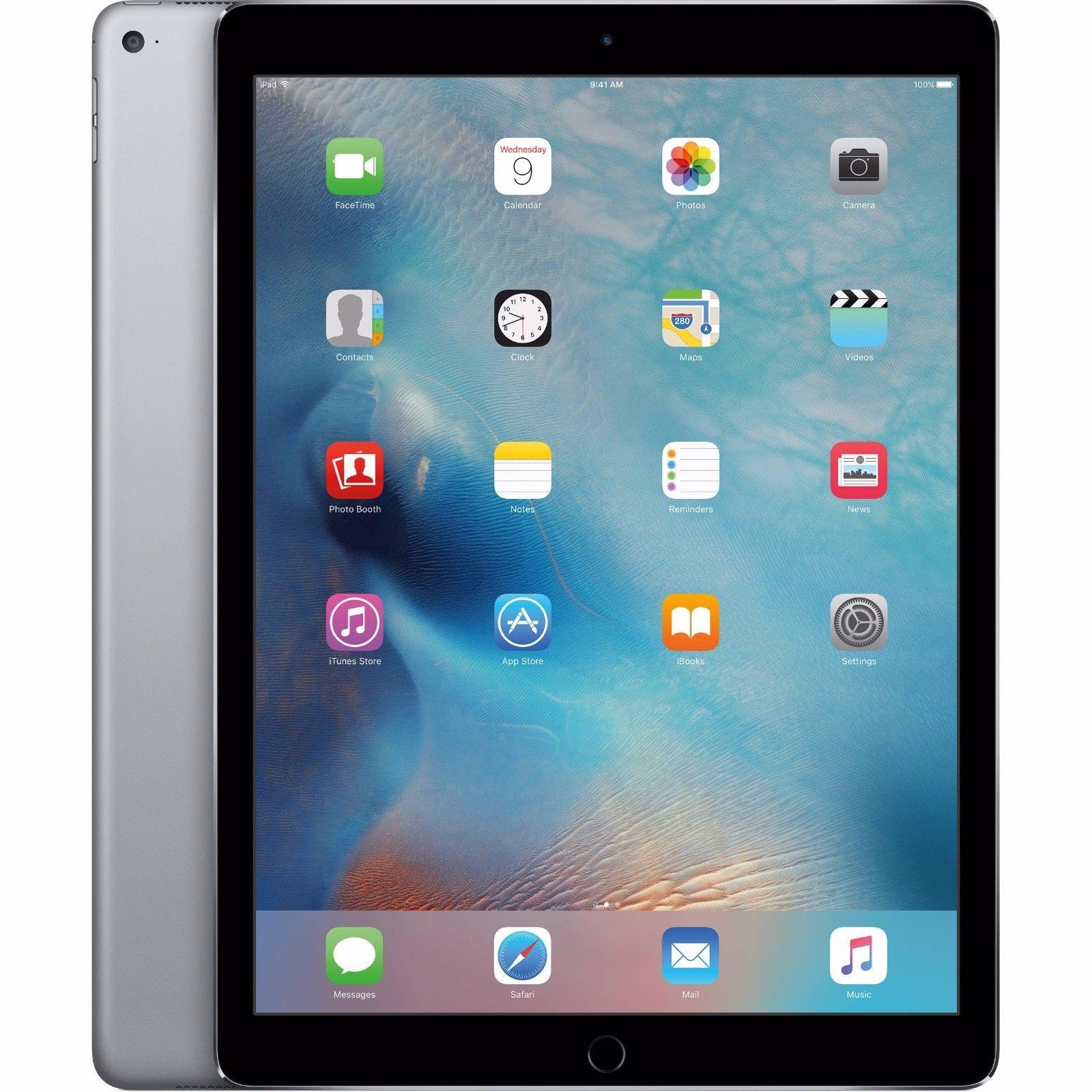 Apple Ipad 5th Gen 2017 32gb Wi Fi 9 7inch Space Gray Grade A R Ebay Apple Ipad Pro New Apple Ipad Apple Ipad Mini