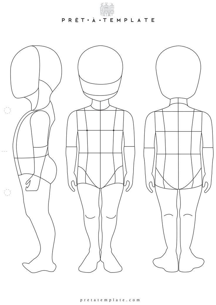 Kinder Kind Korper Figur Mode Vorlage D I Y Ihr Eigenes Mode Sketchbook Key Diseno De Modas Dibujos Bocetos De Diseno De Moda Libros De Moda