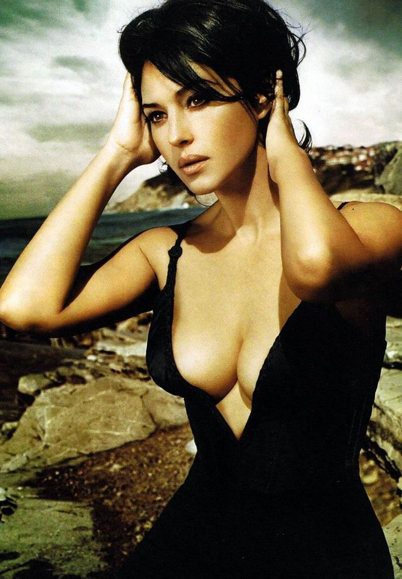 Bellucci awards movies monica bellucci
