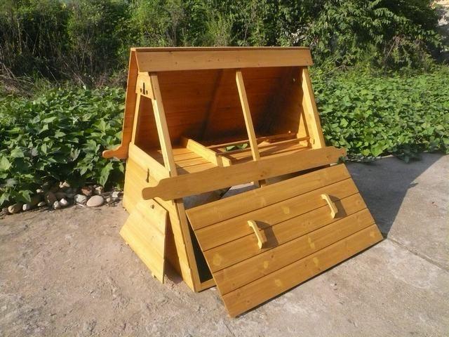 a frame chicken coop chicken house pcch 011
