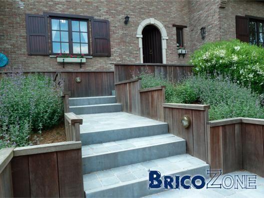 help recouvrement escalier ext rieur en beton escaliers