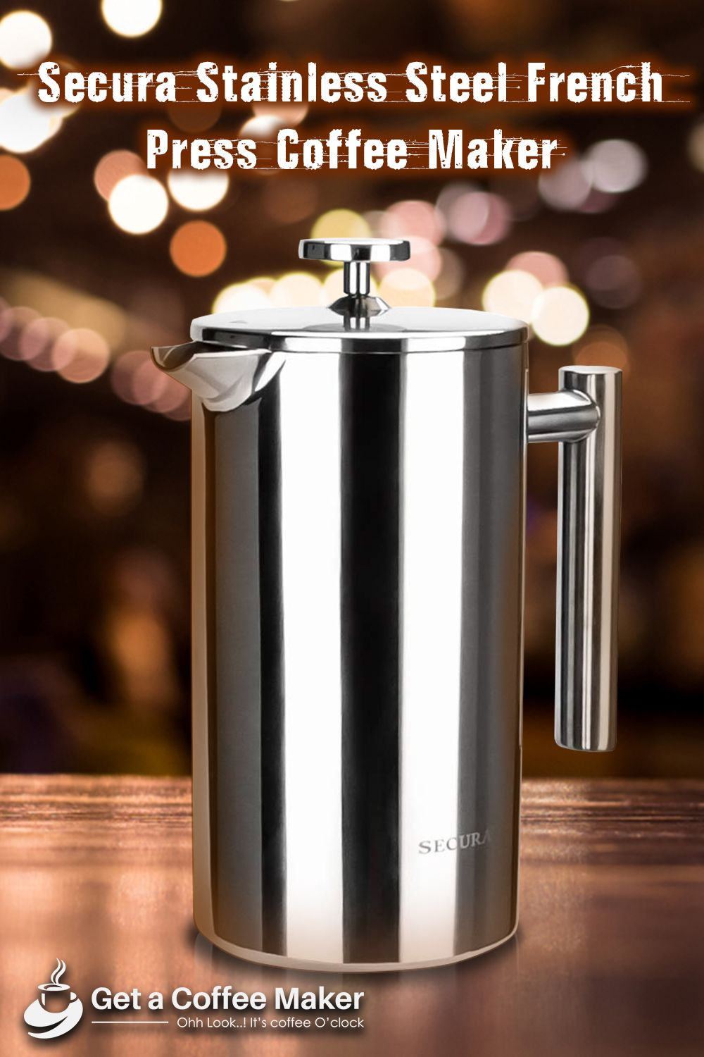 Top 10 French Press Coffee Makers June 2020 Reviews Buyers Guide French Press Coffee Maker Coffee Maker French Press Coffee