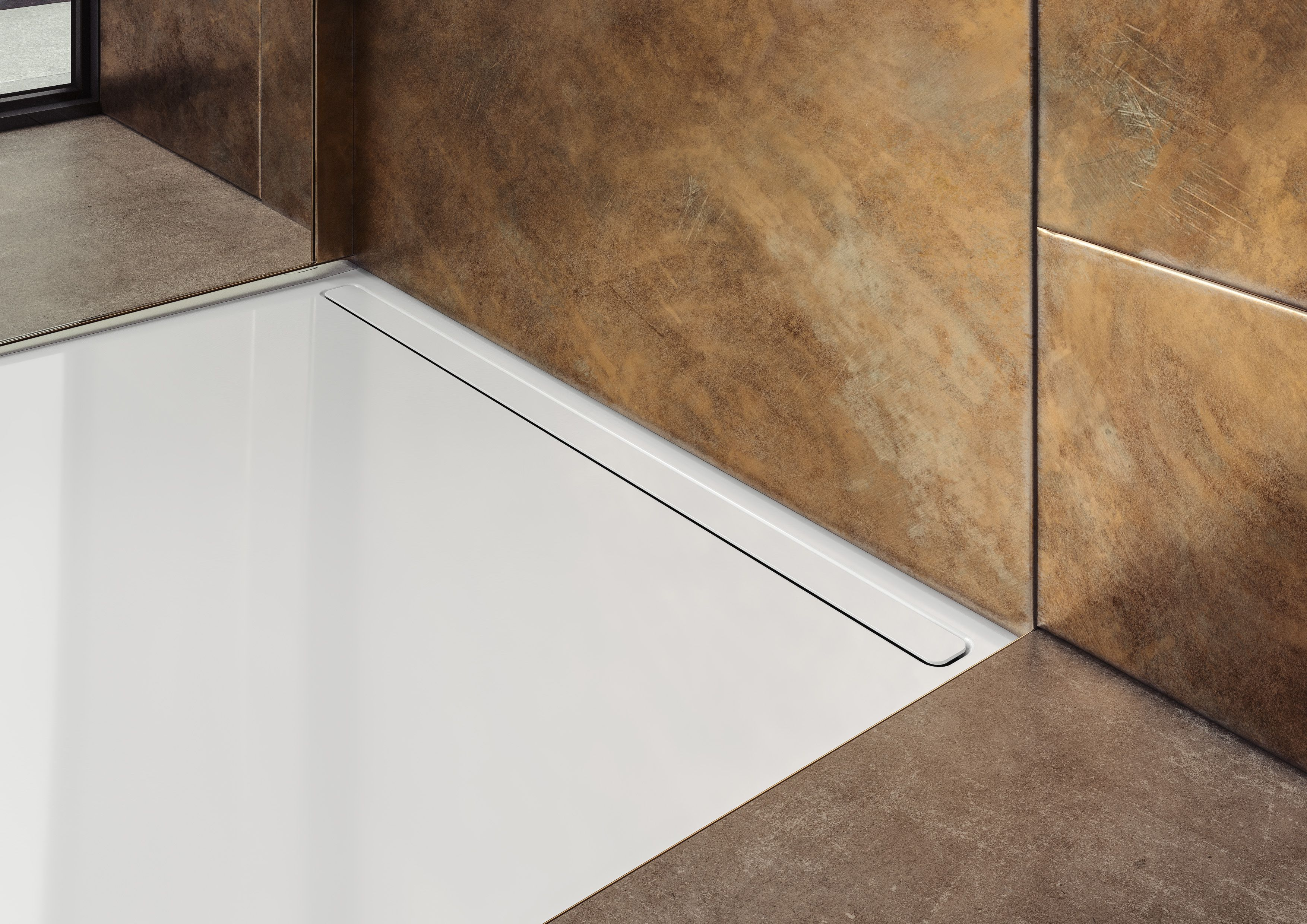 Duschtasse Reuter Nexsys Will Fit Into Bathrooms Of Every Size And Shape Proving That