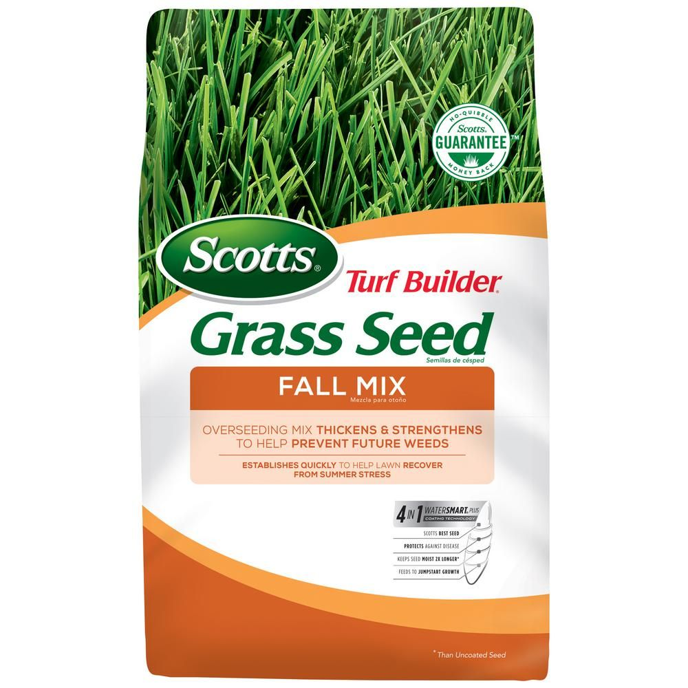 Scotts Turf Builder 15 lbs. Grass Seed Fall Mix18290