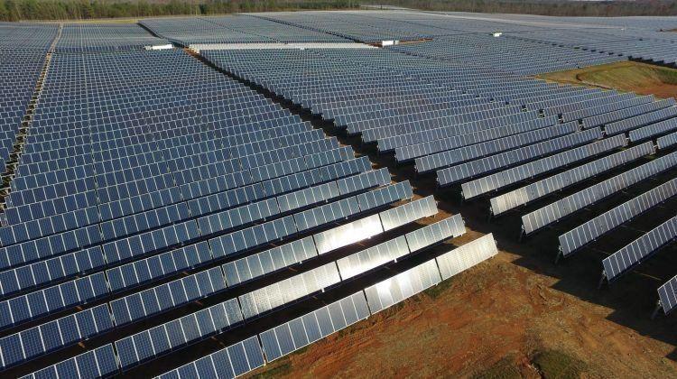 Untitled Solar, Solar farm, Pool solar panels