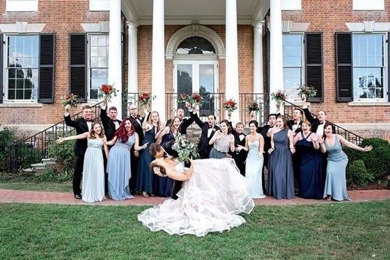 Woodlawn And Pope Leighey House Weddings Northern Virginia Wedding