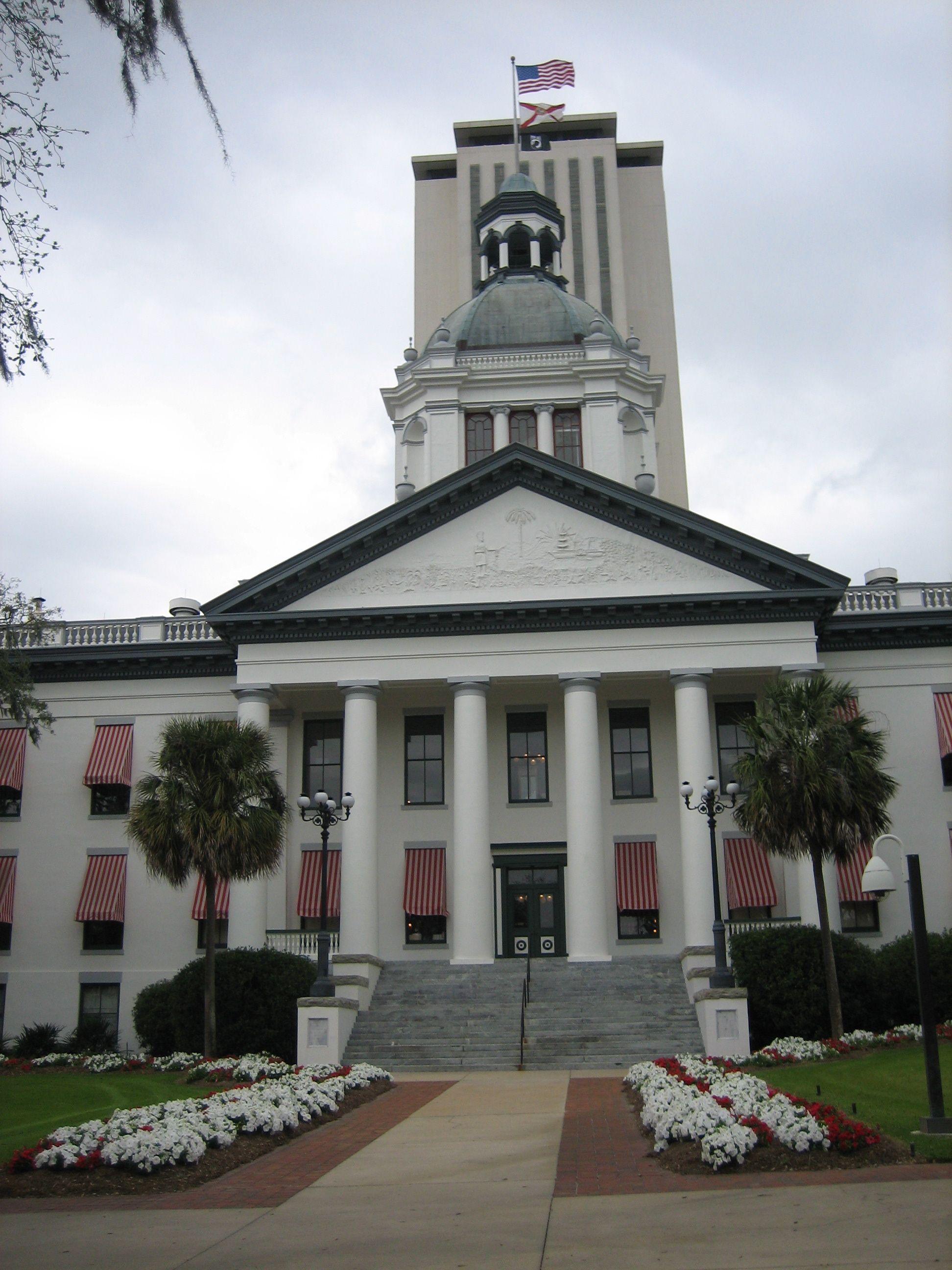 Florida Tallahassee Florida Tallahassee States And Capitals