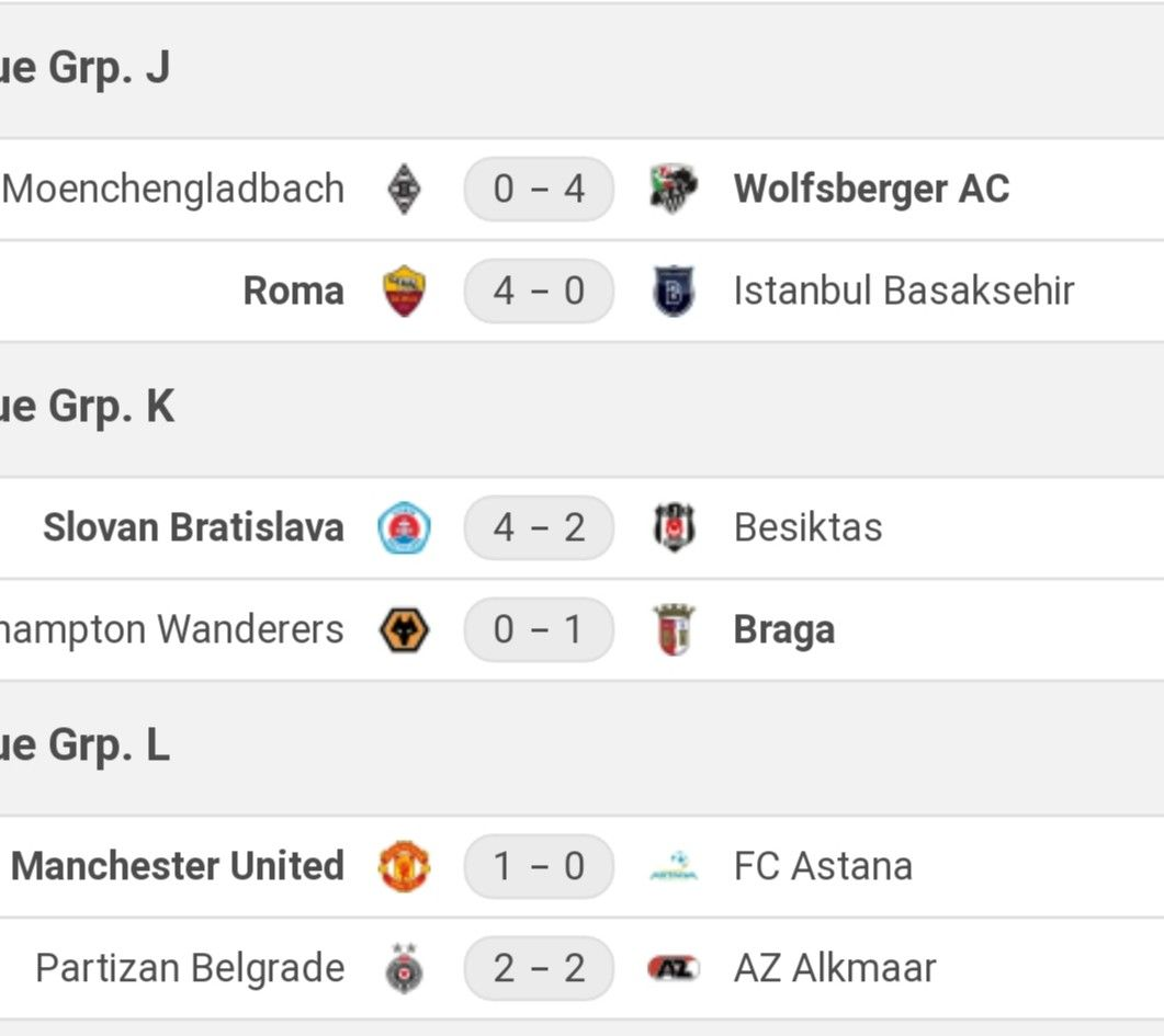 Ft Results All Stats Here Www Allscores Co Uk Europaleague Football Score Football Results Soccer Scores