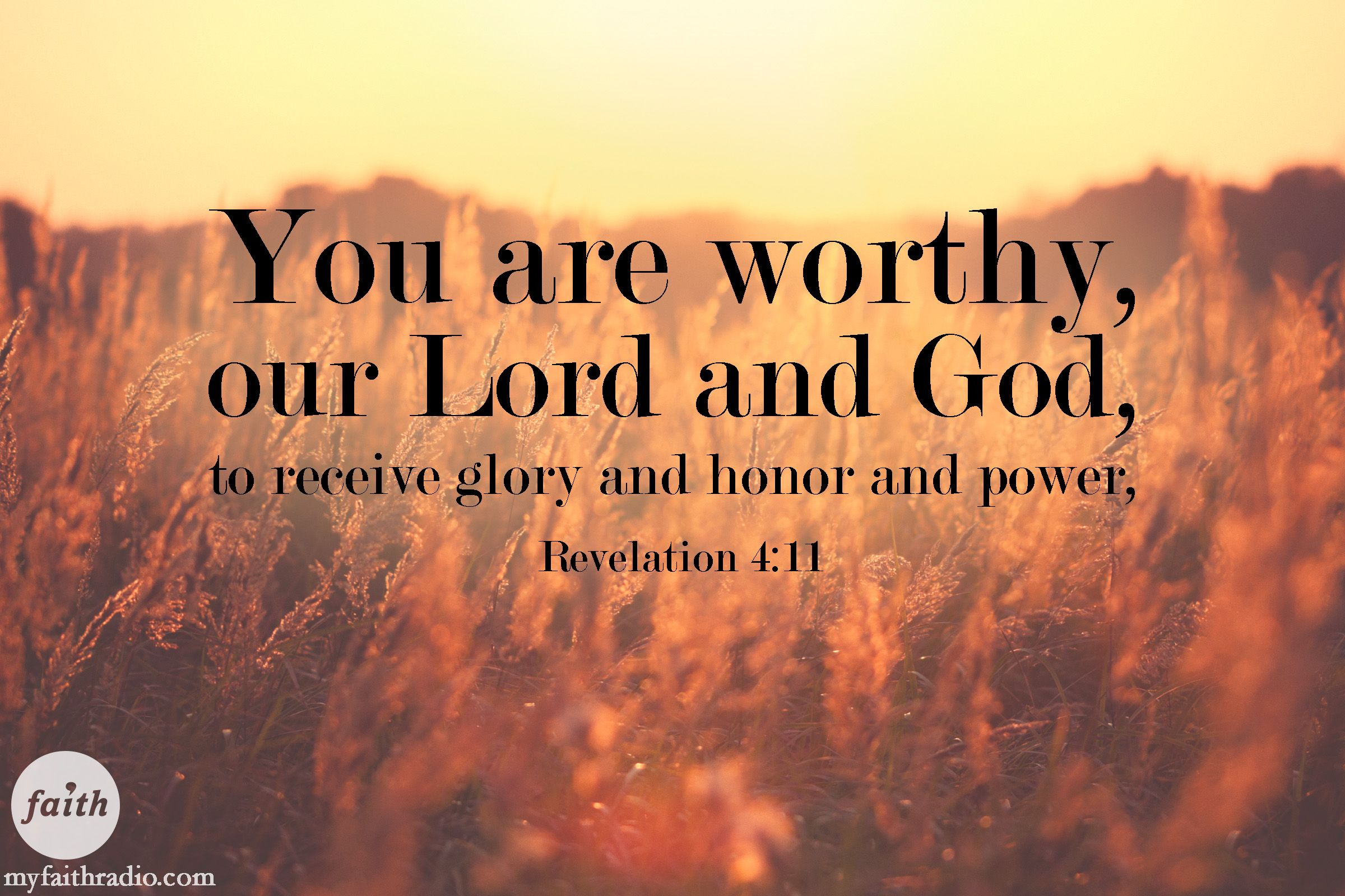 """Is He Worthy?"" by… Chris Tomlin?"