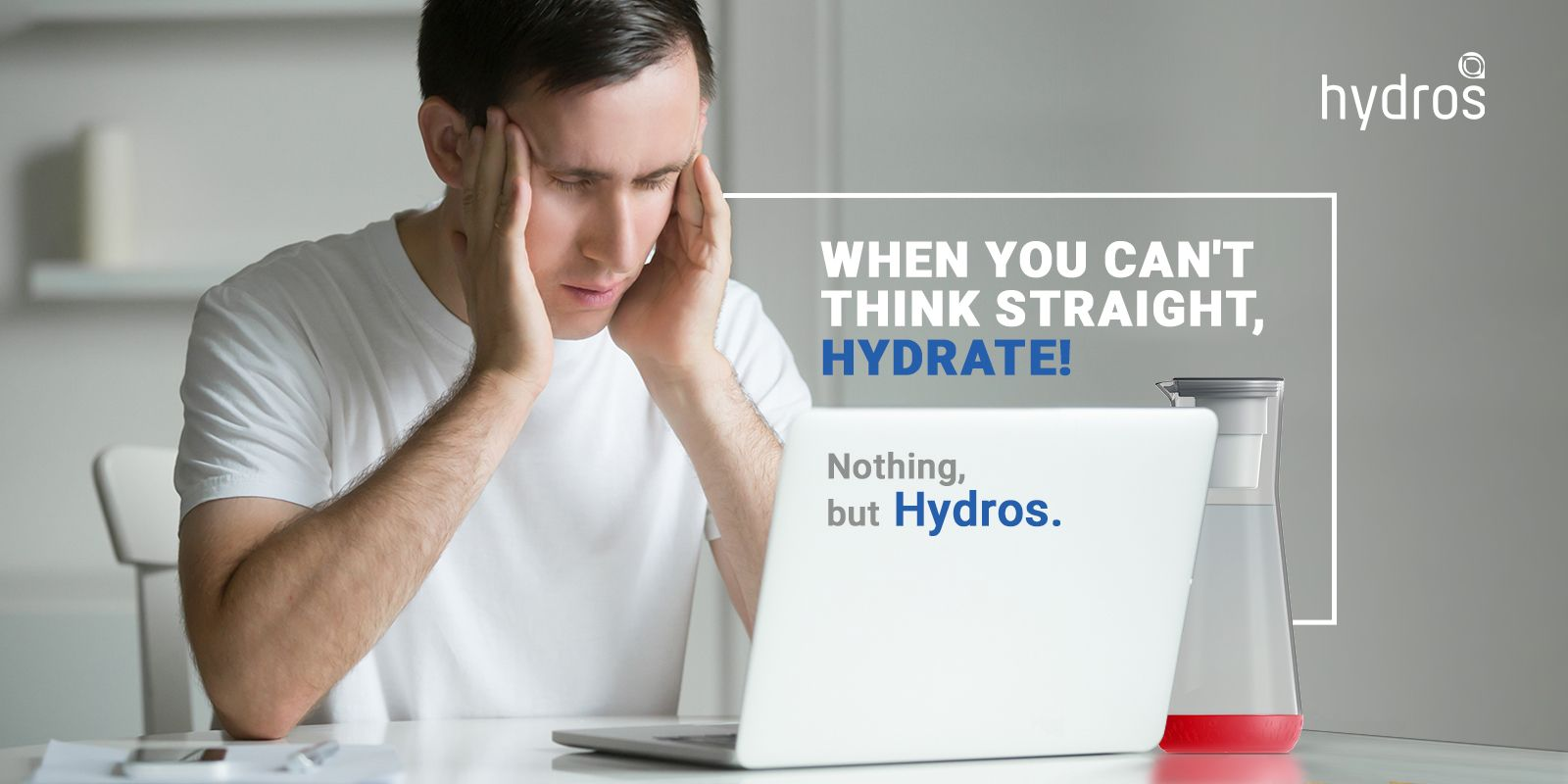 Headaches are a sign of dehydration stay smart stay