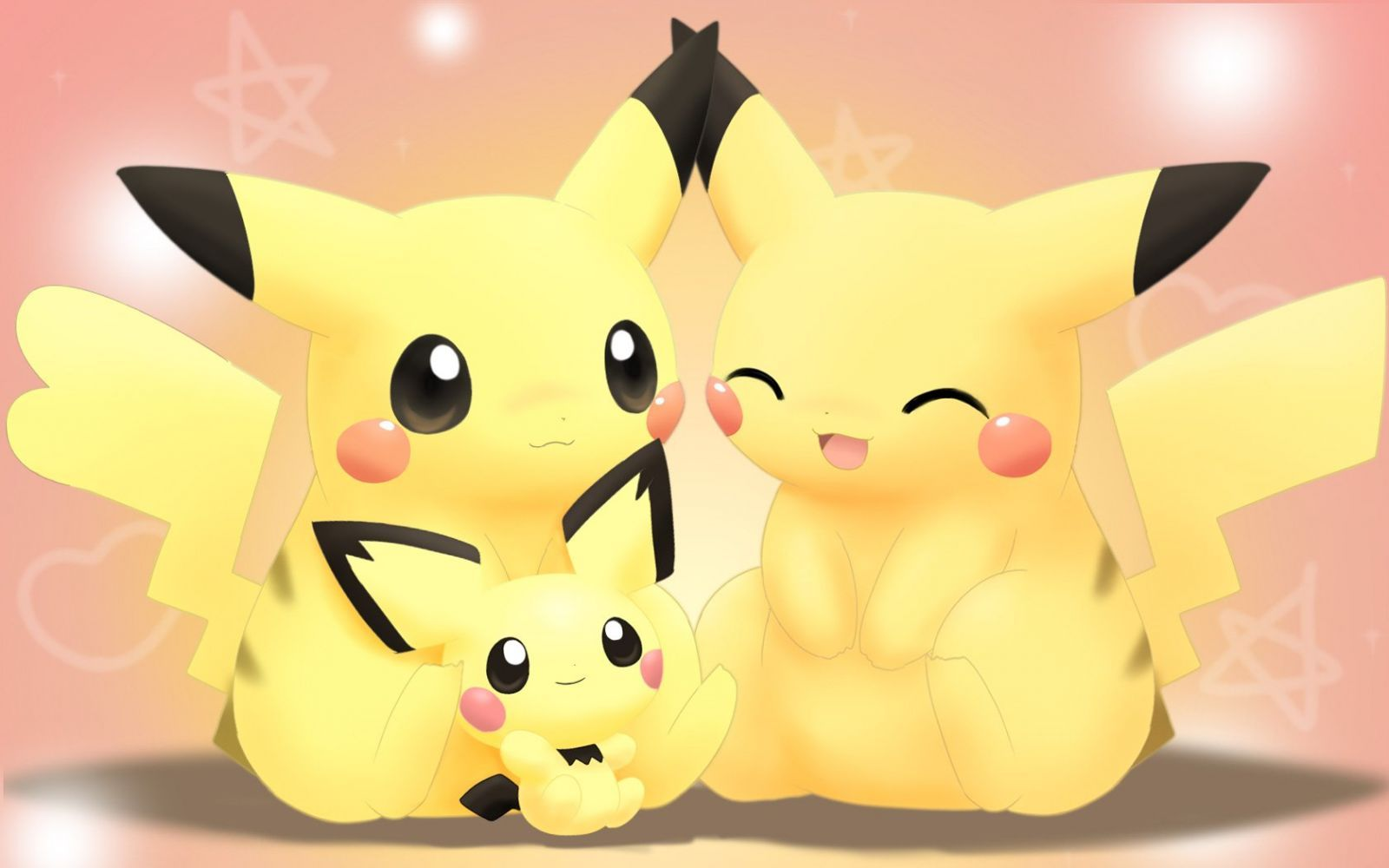 Pokemon Pikachu alternative art Pichu wallpaper | 1680x1050 | 262211 | WallpaperUP #fondecranhiver