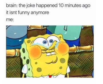 """22 Way Too Real Situations That Are Best Explained By """"SpongeBob"""" Memes"""