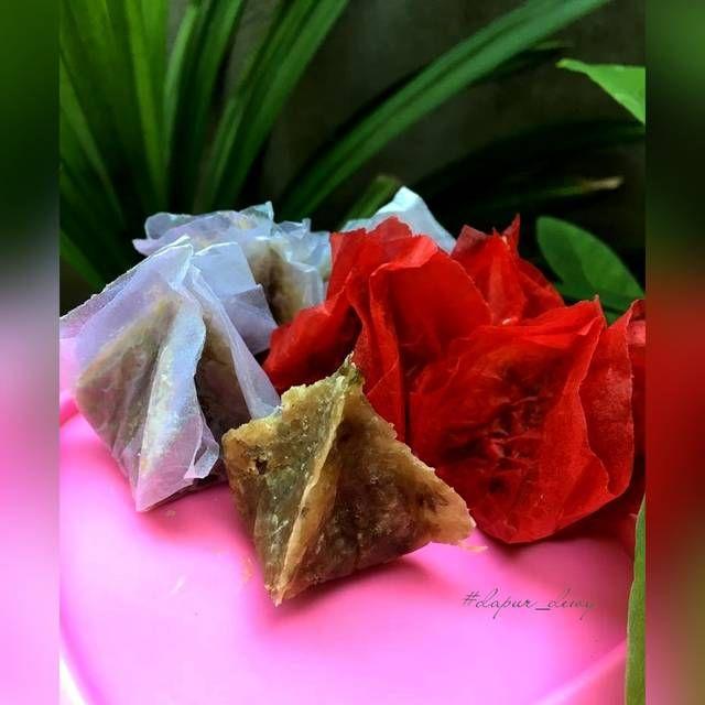 Wajik Bandung Kacang Hijau By Dapur Dewy Resep Aneka Kue Enak Kacang Kacang Hijau Kue Lebar